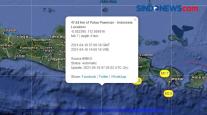Gempa Bumi Dengan Kekuatan 6.7 Skala Ritcher Guncang Malang