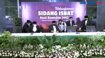 Referensi Hilal Awal Ramadan 1442 H Terlihat di Indonesia
