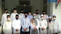Ketum Partai Demokrat AHY Silahturahmi ke Habib Ali di Kwitang