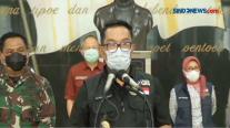 Bandung Raya Siaga 1, Ridwan Kamil Instruksikan WFH