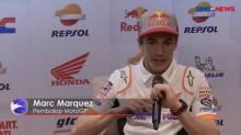 Wawancara Khusus Marc Marquez. Di Lintasan, Alex adalah Kompetitor