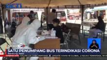 1 Penumpang Bus Tanjung Priok-Bandung Terindikasi Corona, 1 Bus Jadi ODP