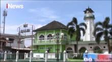 Pesona Masjid Ki Muara Ogan di Palembang Berusia 150 Tahun