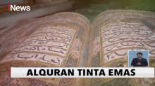 Alquran Tinta Emas, Peninggalan Kejayaan Kesultanan Palembang Darussalam