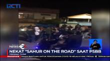 Gelar Sahur On The Road dan Live di Facebook, Puluhan Remaja Ditahan