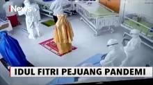 Kisah Tenaga Medis Pejuang Corona di Hari Raya Idul Fitri