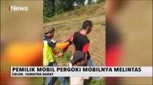 Curi Mobil, Oknum Polisi Ditangkap di Solok