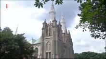Gereja Katedral Jakarta Putuskan Tiadakan Ibadah Selama Pandemi