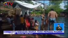 Rayakan Lebaran Ketupat, Wisata Air Umbulan di Pasuruan Dipenuhi Wisatawan