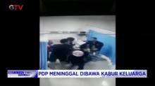Detik-detik Keluarga Bawa Kabur Jenazah Pasien PDP Covid-10 di Makassar