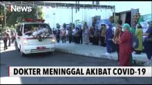Terpapar Covid-19, Satu Lagi Dokter di Surabaya Meninggal Dunia
