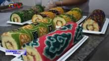 Bolu Gulung Motif Batik, Oleh-oleh Khas Kota Padang