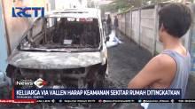 Pelaku Pembakar Mobil Via Valen Ditangkap