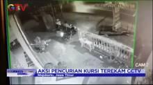 Kursi Tunggu Puskesmas Hilang, Pelaku Pencurian Terekam CCTV
