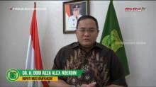 Bupati Musi Banyuasin Dodi Reza Alex Noerdin Ucapkan Selamat HUT ke-8 SINDONEWS