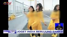 Nekat Tiktokan di Jembatan Suramadu, Tiga Emak-emak Berurusan dengan Polisi