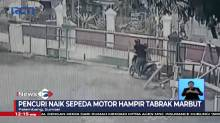 Penjaga Masjid Lakukan Aksi Heroik Selamatkan Kotak Amal