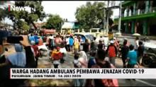 Polisi Tindak Tegas Empat Tersangka Pengambilan Paksa Jenazah Pasien Covid-19