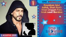 Shah Rukh Khan Rayakan Idul Adha, Kim Kardashian Ingin Bercerai