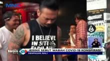 Jerinx Dilaporkan ke Polda Bali, DItuding Hina IDI