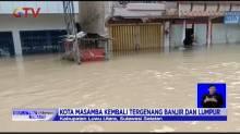 Kota Masamba Luwu Utara Kembali Terendam Banjir Bercampur Lumpur