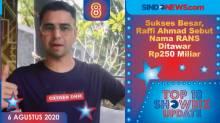 Raffi Ahmad Tak Tertarik Menjual Nama RANS, SuperM Comeback