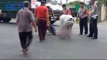 Alami Depresi Karena di-PHK, Karyawan Fotocopy Nekat Bunuh Diri Tidur di Tengah Jalan