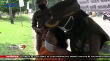 Masker Digunakan Hanya untuk Hindari Razia, Warga Acuhkan Covid-19