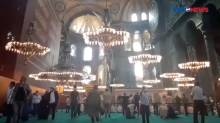 Tur Virtual Hagia Sophia Istanbul Turki Part 1