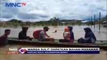 Banjir Setinggi 5 Meter Rendam Perumahan di Kapuas Hulu