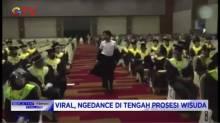 Tampil Pede, Mahasiswa di Surabaya Berjoget Ala Blackpink Saat Wisuda