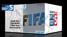 Top 5 Sports Today Update 17 September 2020, Sepak Bola Rugi