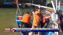 3 Nelayan di Pacitan Digulung Ombak, 2 Orang Tewas