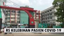 RSUD Kota Tangerang Kelebihan Pasien Covid-19
