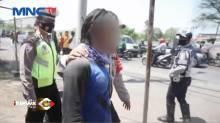 Seorang Pria di Bekasi Mengamuk Saat Terjaring Razia Masker