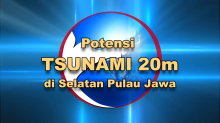 Sindonews Update 25 Sept 2020, ITB: Potensi Gempa dan Tsunami 20m