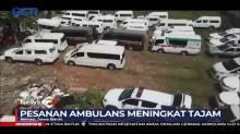 Usaha Perakitan Ambulans Kebanjiran Pesanan Selama Pandemi