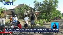 Puluhan Rumah di Bojonegoro Rusak Diterjang Angin Puting Beliung