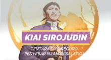 Kisah Kiai Sirojudin, Panglima Perang Laskar Diponegoro