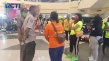 Langgar Protokol Kesehatan, Ratusan Peserta di Acara Zumba Dibubarkan Petugas