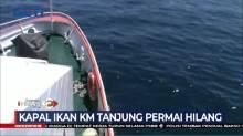 Kapal Ikan KM Tanjung Permai Hilang di Bali