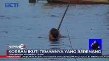 Bikin Konten Youtube, Remaja 13 Tahun Malah Tenggelam Di Sungai