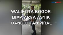 Viral, Walikota Bogor Bima Arya Asyik Dangdutan di Kafe