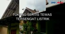 Tukang Servis Barang Elektronik Tewas Tersengat Listrik di Klaten