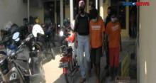 Pengedar Uang Palsu Pecahan 100 Ribu Diamankan Polisi