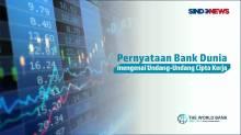 Pernyataan Bank Dunia Mengenai Undang-Undang Cipta Kerja