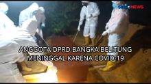 Anggota DPRD Bangka Belitung Meninggal karena Covid-19