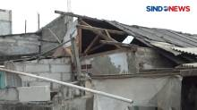 Dalam 15 Menit, Puting Beliung Hancurkan 30 Rumah di Koja