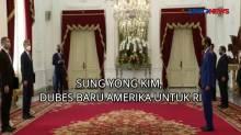 AS Tunjuk Sung Yong Kim, Dubes Baru Keturunan Asia untuk RI