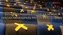 Bioskop di Mojokerto Dibuka Kembali Dengan Protokol Kesehatan